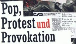 1968 - Pop, Protest und Provokation